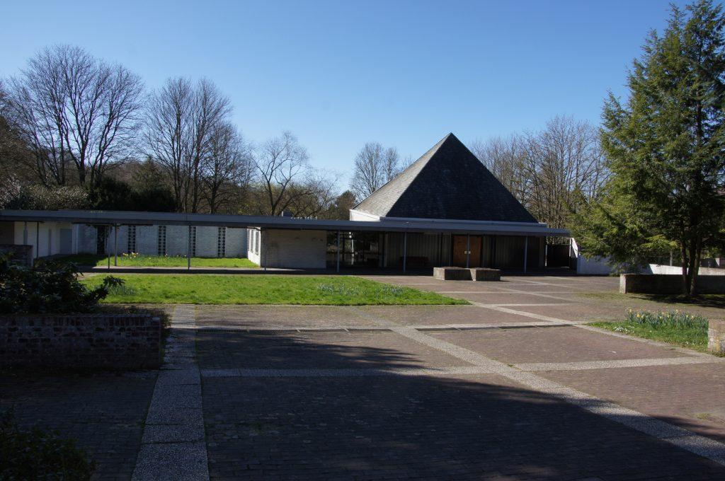 Trauerhalle am Schlosspark Bochum