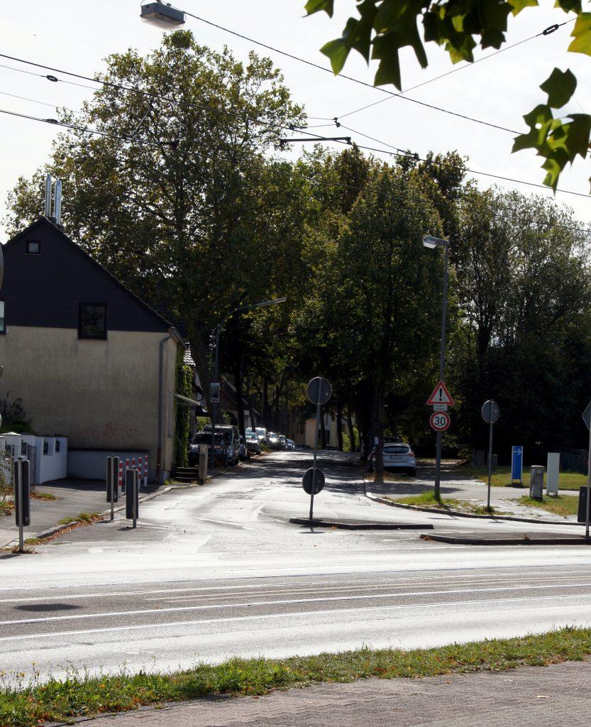 Blankensteiner Straße in Bochum