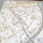 3D-Modell Quartier am Schlosspark