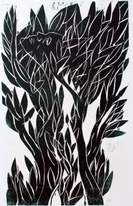 Baum / Frau VI